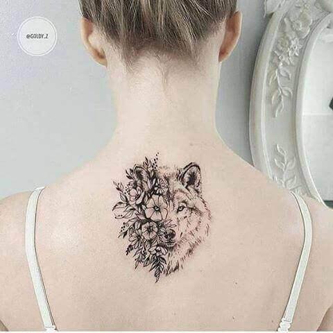 15 das mais lindas delicadas e femininas tatuagens que. Black Bedroom Furniture Sets. Home Design Ideas